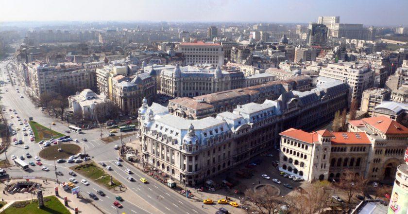 Εικονικό τουριστικό περίπτερο στο Βουκουρέστι!