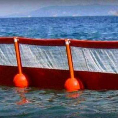 Πλωτά φράγματα ενέκρινε για τον Δήμο Θερμαϊκού η Πατουλίδου